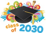 2030 Future School Class Retro Hat T-shirt Gifts