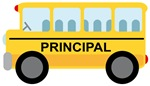 PRINCIPAL SCHOOL BUS GIFTS AND T-SHIRTS
