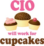 Funny CIO T-shirts and Gifts