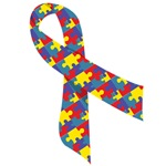 Autism Puzzle Ribbon Awareness T-shirts