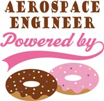 Aerospace Engineer Powered By Doughnuts Gifts