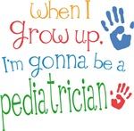 Future Pediatrician Kids T-shirts