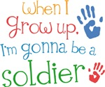 Future Soldier Kids T-shirts
