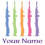PERSONALIZED OBOE GIFTS AND T-SHIRTS