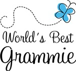 Grammie (World's Best) Cute T-shirts