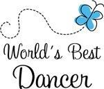 DANCER GIFTS - WORLD'S BEST