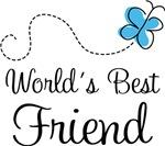 FRIEND GIFTS - WORLD'S BEST