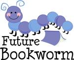Future Bookworm Kids Reading T-shirts