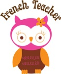 French Teacher Gift T-shirts and Mugs