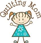 Quilting Mom T-shirt Gifts