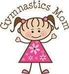 Gymnastics Mom T-shirt Gifts