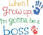 Future Boss Kids T-shirts