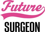 Future Surgeon Kids Occupation T-shirts