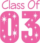 Class Of 2003 School T-shirts