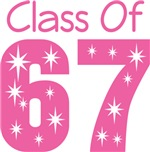Class Of 1967 School T-shirts