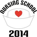 Nursing School 2014 Mugs and Shirts