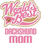 Dachshund Dog Mom T-shirts and Gifts
