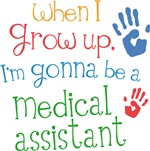 Future Medical Assistant Kids T-shirts