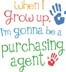 Future Purchasing Agent Kids T-shirts