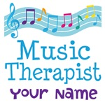 Personalized Music Therapist Gifts and Stocki