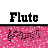 FLUTE MUSIC COASTERS
