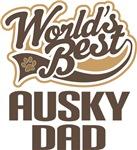 Ausky Dad (Worlds Best) T-shirts