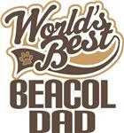 Beacol Dad (Worlds Best) T-shirts