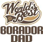 Borador Dad (Worlds Best) T-shirts