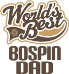 Bospin Dad (Worlds Best) T-shirts