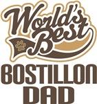 Bostillon Dad (Worlds Best) T-shirts