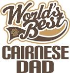 Cairnese Dad (Worlds Best) T-shirts