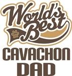 Cavachon Dad (Worlds Best) T-shirts