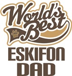 Eskifon Dad (Worlds Best) T-shirts