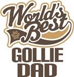 Gollie Dad (Worlds Best) T-shirts