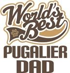 Pugalier Dad (Worlds Best) T-shirts