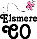 Elsmere Colorado Butterfly T-shirts an