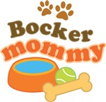 Bocker Mommy Pet Mom Gifts and T-shirts