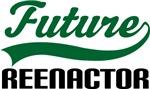 Future Reenactor Kids T Shirts