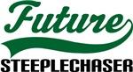 Future Steeplechaser Kids T Shirts