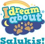 Saluki Lover shirts and pajamas
