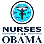Nurses for Obama