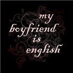 My Boyfriend is English