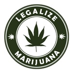 Legalize Marijuana Cannabis Weed Hemp Pot