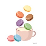 Macaroon Party