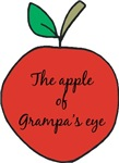 Apple of Grampa's Eye
