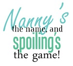 Nanny's the Name, and Spoiling's the Game!