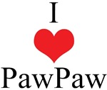I Love (Heart) PawPaw