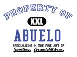 Property of Abuelo