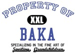 Property of Baka
