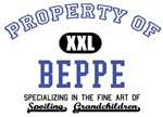 Property of Beppe